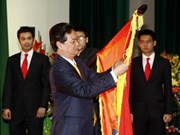 Sector industrial recibe Orden de Independencia