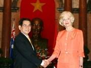 Viet Nam- Australia: Conversaciones cumbre