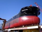 Empresa vietnamita construye nuevos barcos