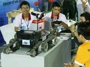 Inauguran final de Robocon Viet Nam 2011