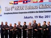 Inauguran conferencia de ministro de Defensa de ASEAN