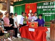 Viet Nam celebra elecciones legislativas