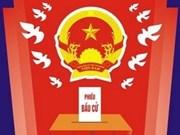 Ciudad HCM: 4,7 millones de electores a las urnas