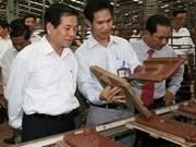 Visita presidente vietnamita isla nororiental