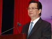 Primer ministro vietnamita recibe a general ruso
