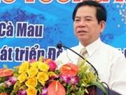 Presidente vietnamita visita provincia sureña
