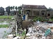 Tifón Haima deja 19 muertos en Viet Nam