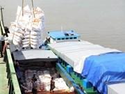 Viet Nam aumentó exportaciones arroceras