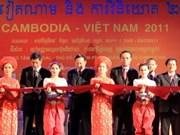 Inauguran feria comercial Viet Nam- Cambodia
