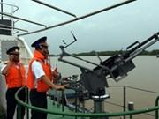 Reunión de jefes de guardia costera de Asia en Ha Noi