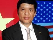 Nuevo embajador vietnamita en EE.UU