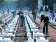 Conmemoran a mártires de ciudadela de Quang Tri