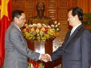 Premier recibe a embajadores de China y Myanmar