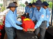 Repatrían a más combatientes caídos en Cambodia