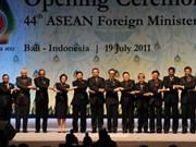 Reunión de funcionarios de ASEAN y China