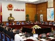 Gobierno celebra reunión mensual de julio