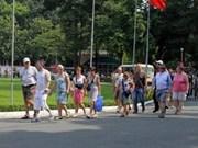 Aumentan visitantes extranjeros en ciudad sureña