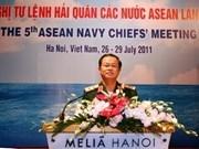 Reunión de Comandantes Navales de ASEAN