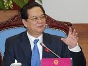 Primer ministro vietnamita prioriza tareas en nuevo mandato