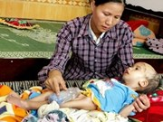 Apoya México a víctimas vietnamitas de agente naranja