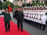 Impulsan Viet Nam y Tailandia cooperación militar