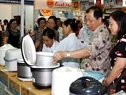 Presentan empresas tailandesas productos en Viet Nam