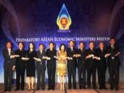Inauguran conferencia ministerial de economía de ASEAN