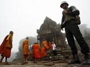 Efectuarán reunión del Comité de Frontera Tailandia-Camboya