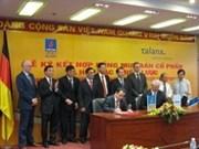 Cooperan empresas vietnamita y alemana de seguros