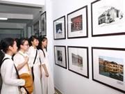 Exposición fotográfica sobre patrimonios mundiales