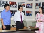 Presidente vietnamita exhorta grandes reformas judiciales