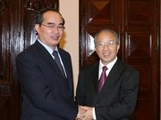 Viet Nam y China debaten medidas para fomentar nexos