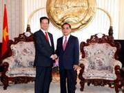 Premier Nguyen Tan Dung visita Laos e Indonesia