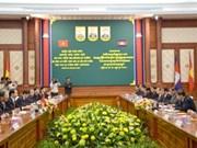 Dialogan ministros de seguridad de Cambodia y VN