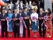Concluye Premier Nguyen Tan Dung visita en Laos