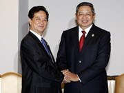 Premier Nguyen Tan Dung de gira en Indonesia