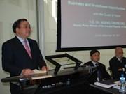 Suiza reitera compromiso de colaboración con Viet Nam