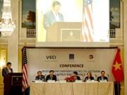 Intensifican Viet Nam y EE.UU. colaboración económica