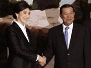 Promueven Tailandia y Camboya soluciones pacíficas