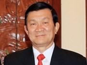 Presidente vietnamita inicia visita a Singapur y Malasia