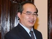Viet Nam y China profundizan relaciones
