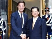Fortalecen Viet Nam y Holanda sus vínculos