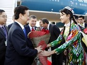 Inicia premier vietnamita visita oficial a Uzbekistán