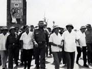Exposición fotográfica sobre Fidel Castro