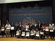 Inauguran día de estudiantes vietnamitas en Sudcorea