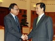 Impulsan Viet Nam y Tailandia colaboración legislativa