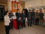 Exposición sobre Presidente Ho Chi Minh en Francia