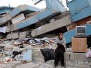 Viet Nam lamenta terremoto en Turquía