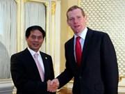 Primer diálogo estratégico Viet Nam-Reino Unido en Londres