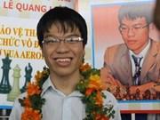Le Quang Liem, campeón del torneo de ajedrez Spice Cup 2011